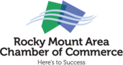 Rocky Mount Area Chamber of Commerce logo